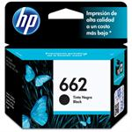 CARTUCHO HP 662 PRETO CZ103AB 2 ML*