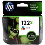 CARTUCHO HP 122 XL COLOR CH564HB