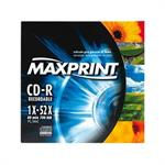 CD-R MAXPRINT C/ ENVELOPE 50212-8