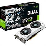 PLACA VIDEO 6GB ASUS GEFORCE GTX 1060 DDR5 192BIT