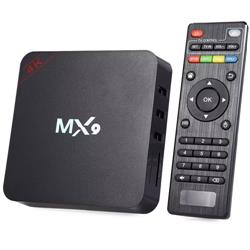 SMART TV BOX - ANDROID TV - QUAD CORE
