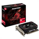 PLACA VIDEO 4GB POWER COLOR RX550 DDR5 128BITS